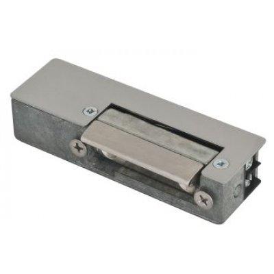 Yala electromagnetica incastrabila DORCAS-AaF reversibila ajustabila fail secure 8-12V
