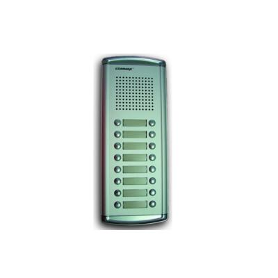 Post Exterior Interfon Pentru 16 Familii Commax Dr-16am