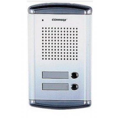 Post Exterior Interfon Pentru Doua Familii Commax Dr-2a2n