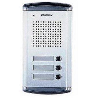 Post Exterior Interfon Pentru Trei Familie Commax Dr-2a3n