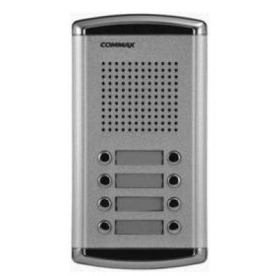 Post Exterior Interfon Pentru 8 Familii Commax Dr-8am