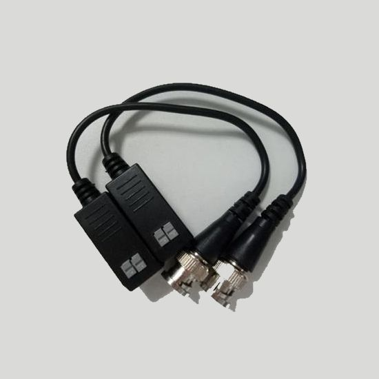 Video Balun Pasiv Hikvision Ds-1h18s Cu Cablu