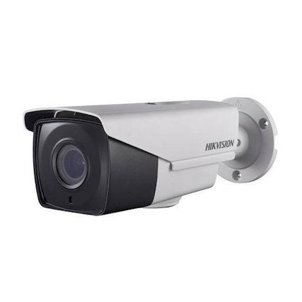 Camera bullet Turbo HD Hikvision DS-2CC12D9T-AIT3ZE 2MP Starlight varifocala motorizata 2.8-12mm IR 40m IP67 PoC