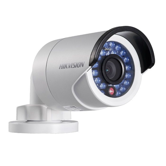 Camera Ip Bullet Hikvision Ds-2cd2010f-i 4mm