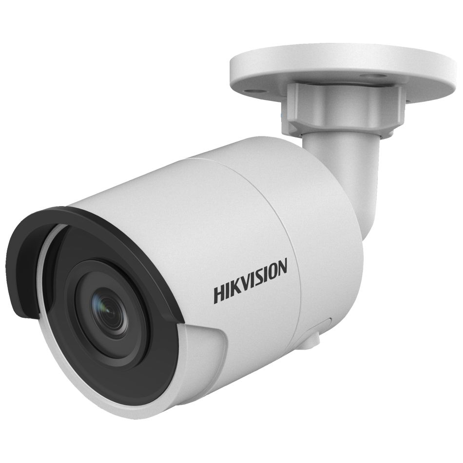 Camera bullet IP HIkvision DS-2CD2025FWD-I 2MP 2.8mm IR 30m IP67 WDR120dB card microSD de pana la 128GB