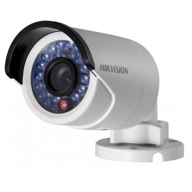 Camera Ip 5 Megapixel Hikvision Ds-2cd2052-i Lenti