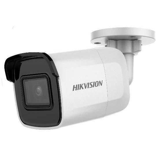 Camera bullet IP Hikvision DS-2CD2065FWD-I 6MP 2.8mm IP 67 IR 30m IK10 PoE slot card
