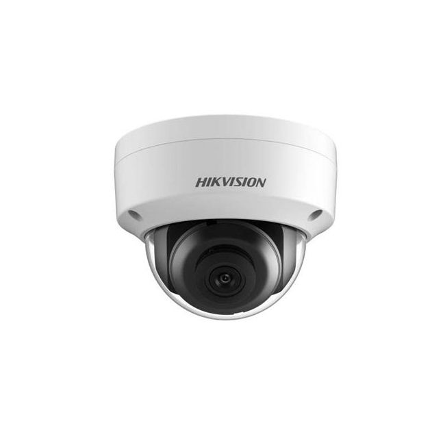 Camera dome antivandal IP Hikvision DS-2CD2155FWD-I 5MP 4mm IR EXIR 2.0 30m IP67 IK10 WDR 120dB slot card microSD