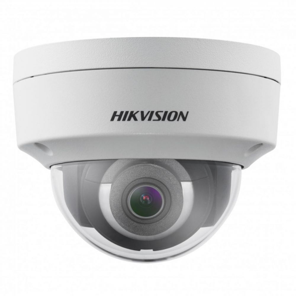 Camera dome IP Hikvision DS-2CD2183G0-I 2.8mm IR 30m IP66 IK10 PoE WDR 120dB slot card H.265+
