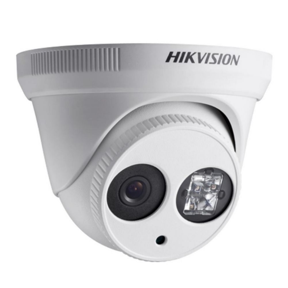 Imagine Camera Dome Ip Hikvision Ds-2cd2383g0-i 8mp 2.8mm Ir 30m H.265+ Poe 67