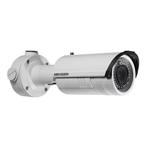Camera bullet IP Hikvision DS-2CD2620F-IZS 2MP lentila varifocala motorizata 2.8-12mm slot card microSD IP66 IR 30m