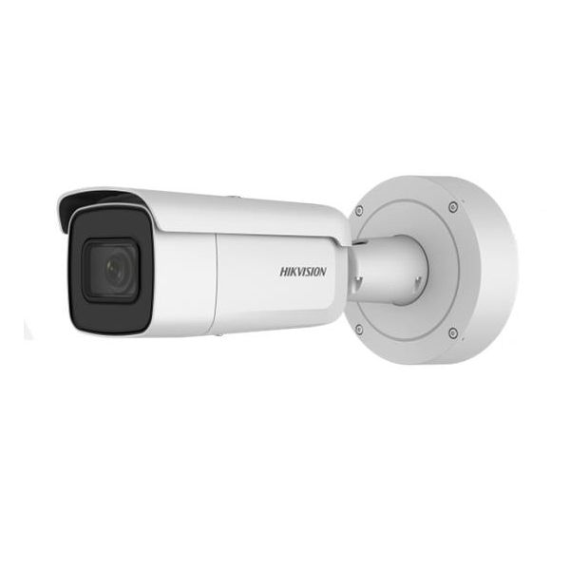 Camera bullet IP 5MP Hikvision DS-2CD2655FWD-IZS 4K lentila varifocala motorizata 2.8-12mm IR 50m WDR 120dB IP67 IK10 slot card microSD