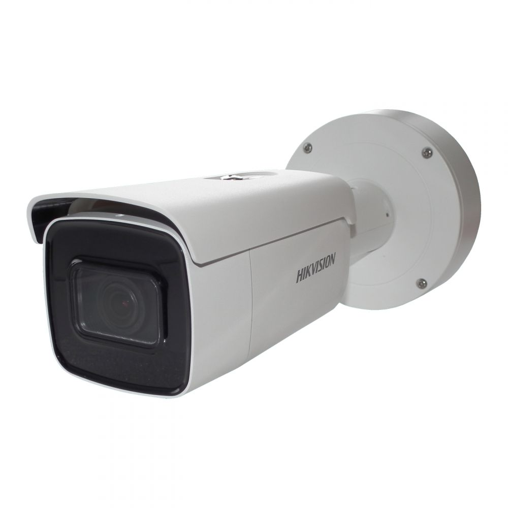 Camera bullet IP Hikvision DS-2CD2663G0-IZS 6MP varifocala motorizata 2.8-12mm IR 50m IP67 IK10 slot card PoE WDR 120dB H.265+