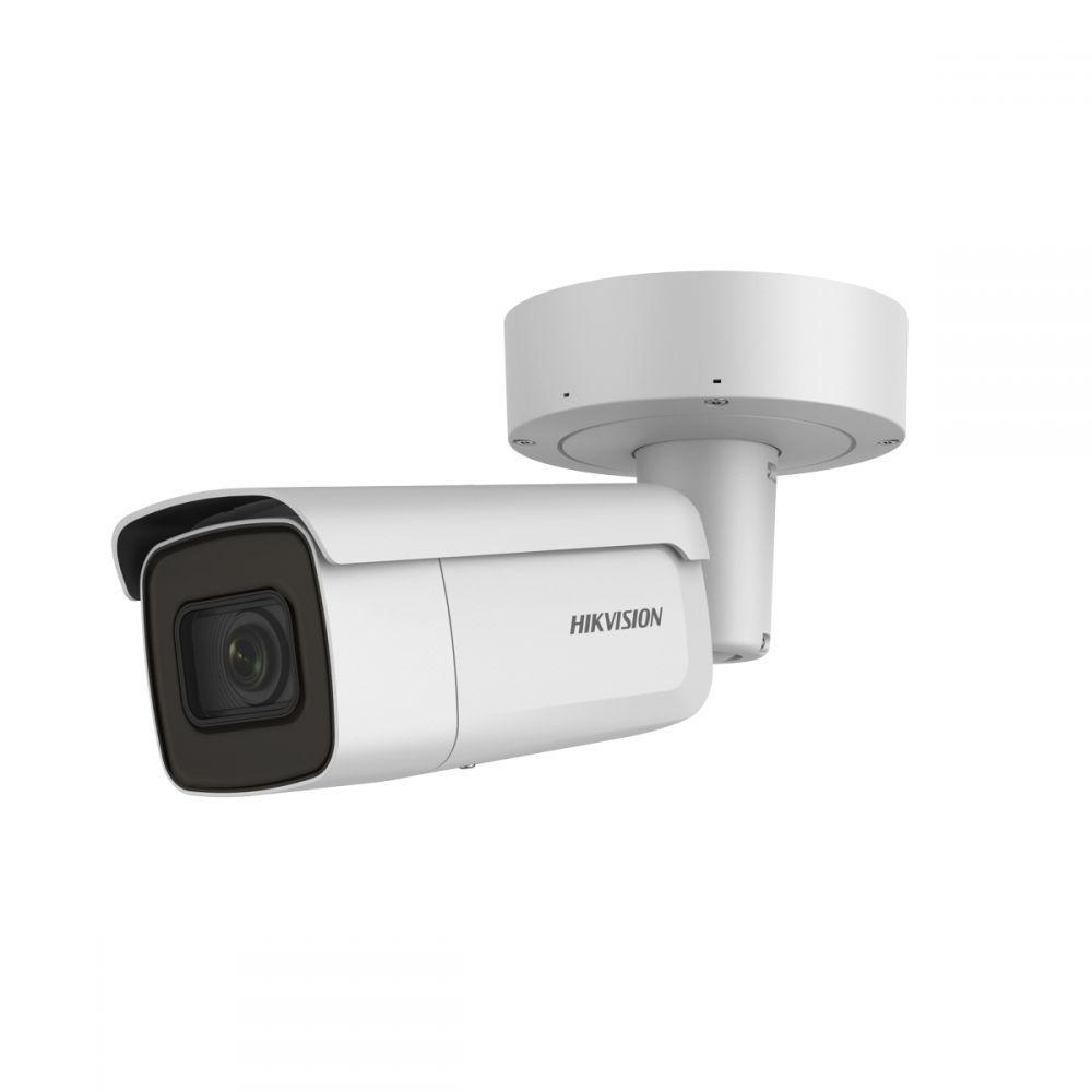 Imagine Camera Bullet Ip Hikvision Ds-2cd2685fwd-izs 8mp Lentila Varifocala Motorizata 2.8-12mm Ip67