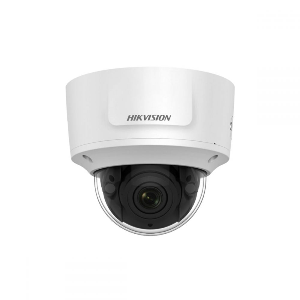 Camera dome IP Hikvision DS-2CD2743G0-IZS 4MP varifocala motorizata 2.8-12mm IR 30m IP67 IK10 WDR 120dB PoE alarma audio