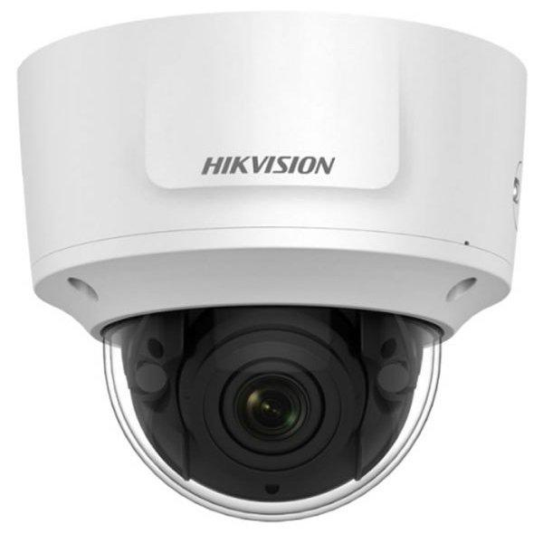 Camera dome IP Hikvision DS-2CD2743G0-IZS 4MP varifocala motorizata 2.8-12mm IR 30m IP67 IK10 WDR 120dB PoE alarma audio