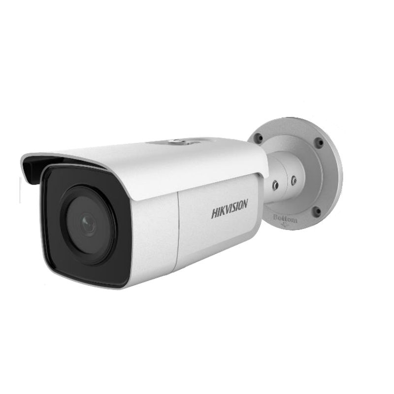 Camera bullet IP Hikvision DS-2CD2T26G1-2I DarkFighter 2MP 2.8mm IR Exir 50m IP67 slot microSD