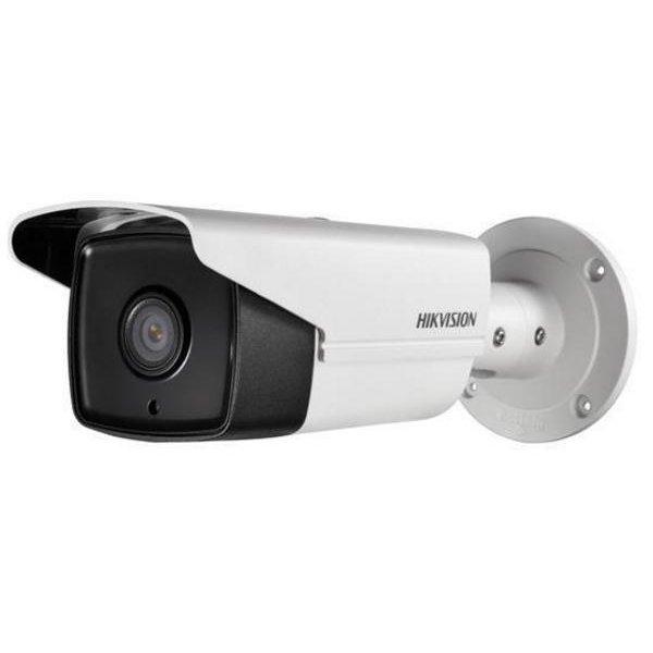 Camera bullet de exterior IP cu IR 30m 4MP 4mm Hikvision DS-2CD2T42WD-I3