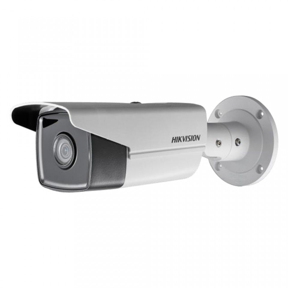Camera bullet IP Hikvision DS-2CD2T45FWD-I5 4MP 2.8mm IR 50m IP67 PoE WDR 120dB slot card