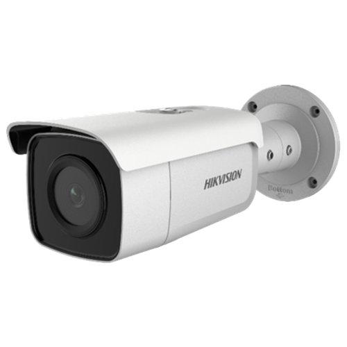 Imagine Camera Bullet Ip Acusens Hikvision Ds-2cd2t46g1-2i 4mp 2.8mm Ir 50m Ip67 Wdr 120db Poe Slot