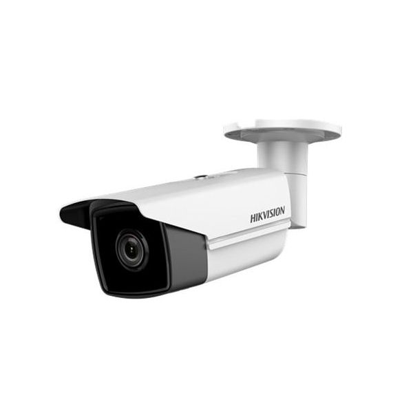 Camera IP 8MP Hikvision DS-2CD2T85FWD-I8 2.8 mm 4K IR 80m IP67 PoE ONVIF slot card microSD WDR 120dB