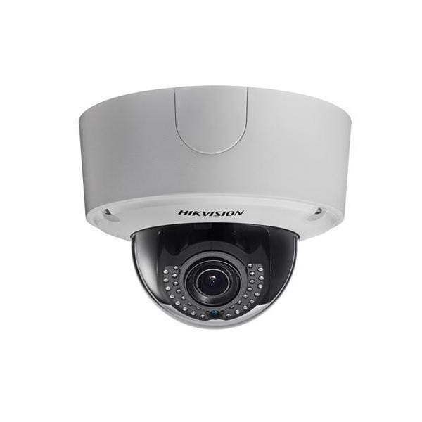 Camera dome IP Hikvision DS-2CD4565F-IZH 6MP LightFighter 2.8-12mm IR 40m IP67 IK10 PoE slot card H.264+ auto iris