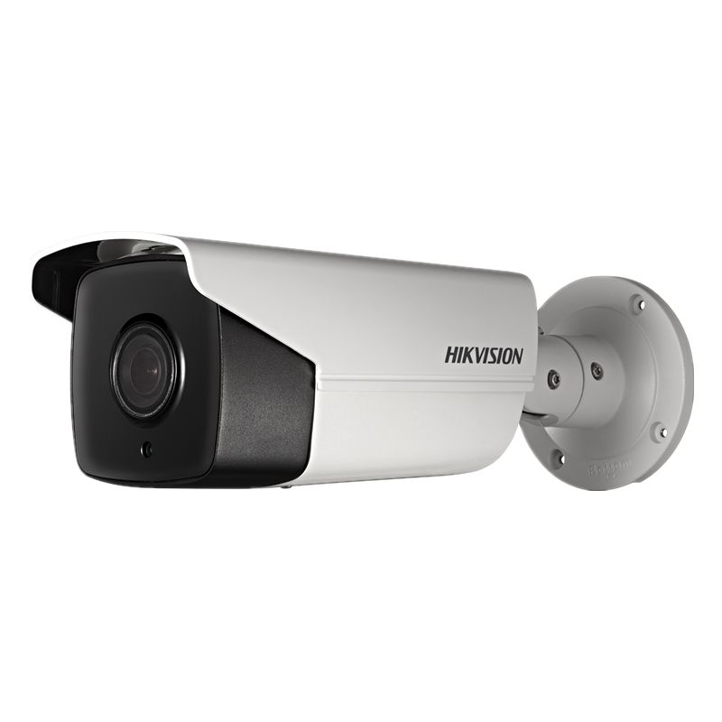 Camera bullet IP LightFighter Hikvision DS-2CD4A85F-IZHS 4K 8MP varifocala motorizata 2.8-12mm IP67 IR 50m PoE WDR 120dB IVS