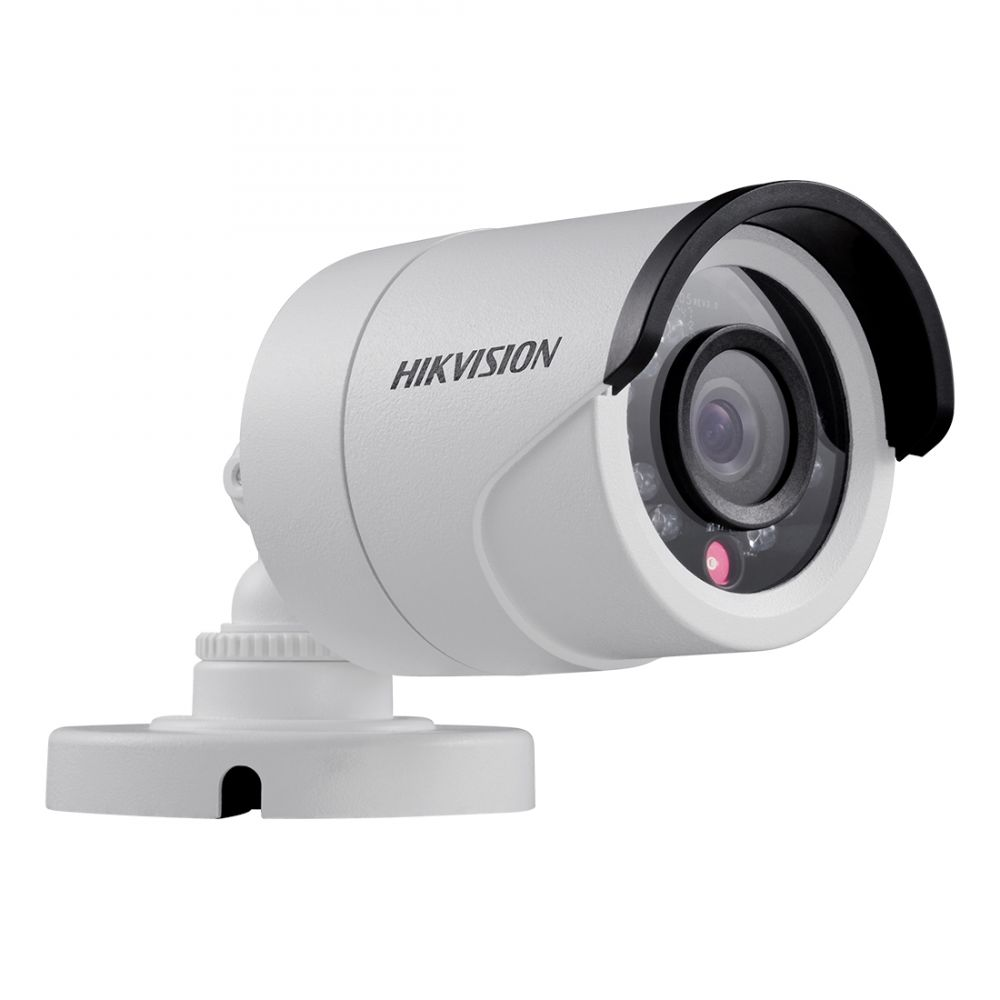 Camera Bullet Turbo Hd / Analogica Hikvision Ds-2ce16c0t-irpf 1mp. 2.8mm. Ir 20m. Ip66