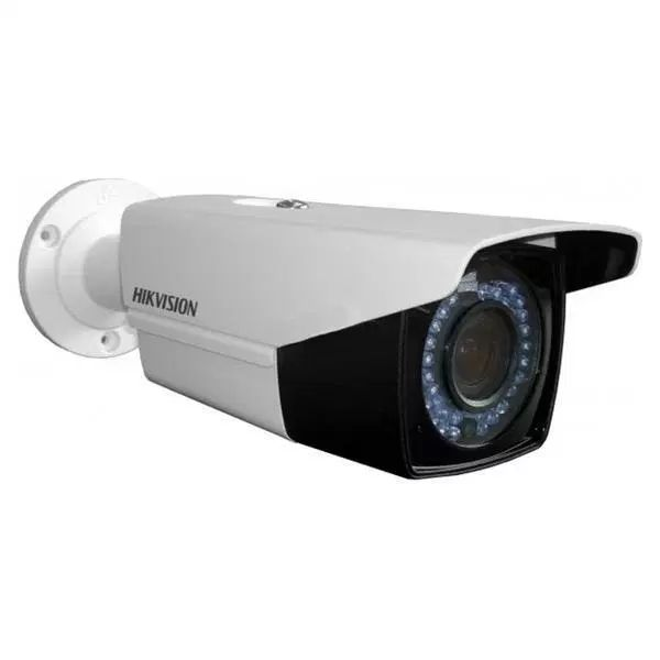 Camera bullet Turbo HD Hikvision DS-2CE16D0T-VFIR3E 2MP varifocala 2.8-12mm IR 40m IP66 PoC