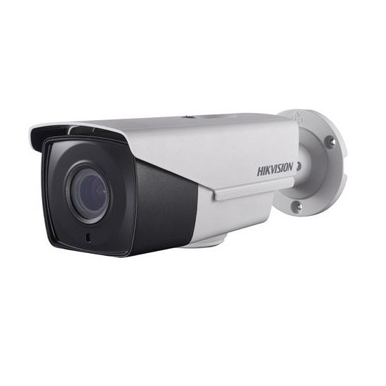 Camera Turbohd 3.0 Hikvision Ds-2ce16f7-it3z 3 Megapixel 40m Ir Lentila Varifocala Zoom Motorizat 2.8-12 Mm
