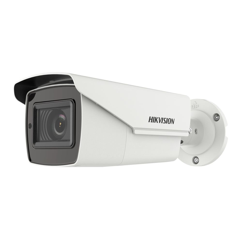 Camera bullet Turbo HD Hikvision DS-2CE16H0T-IT3ZE 5MP varifocala motorizata 2.7-13.5mm IR 40m IP67 PoC