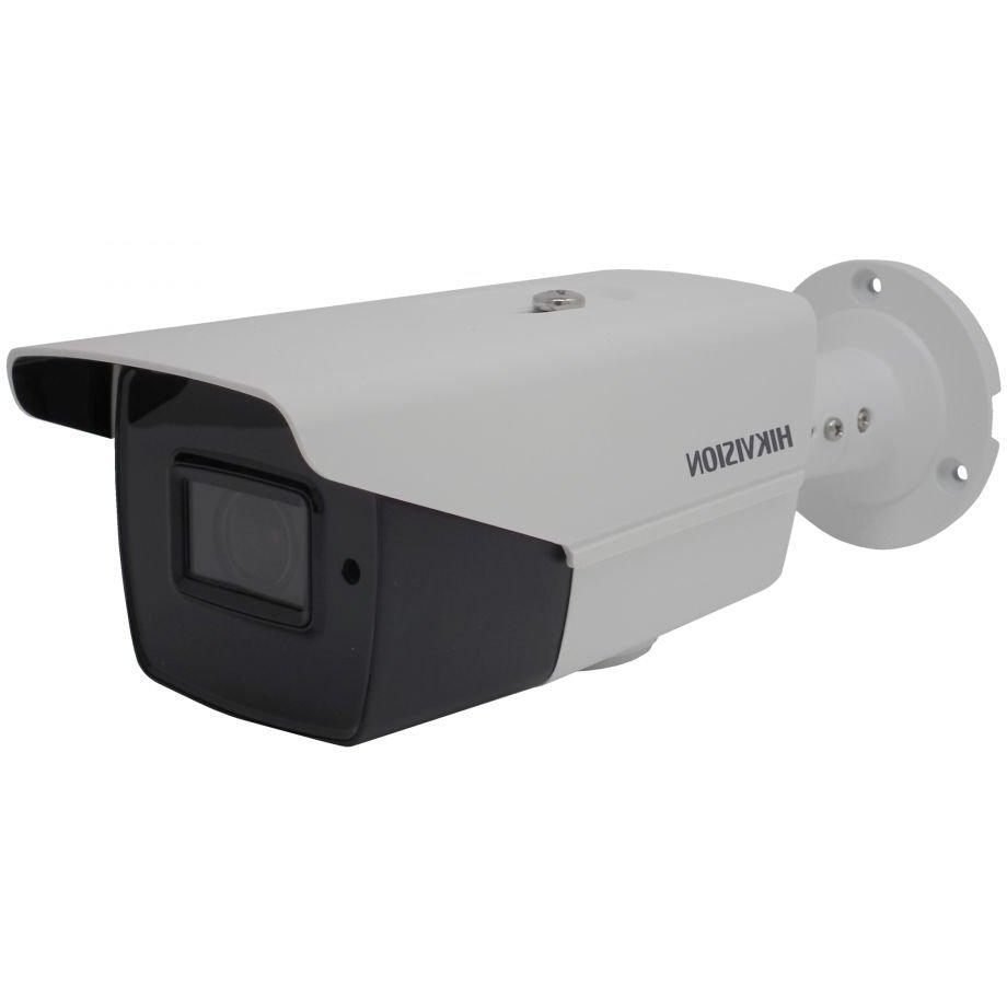 Camera bullet Turbo HD Hikvision DS-2CE16H1T-IT3ZE 5MP varifocala motorizata 2.8-12mm IR 40m IP67 PoC