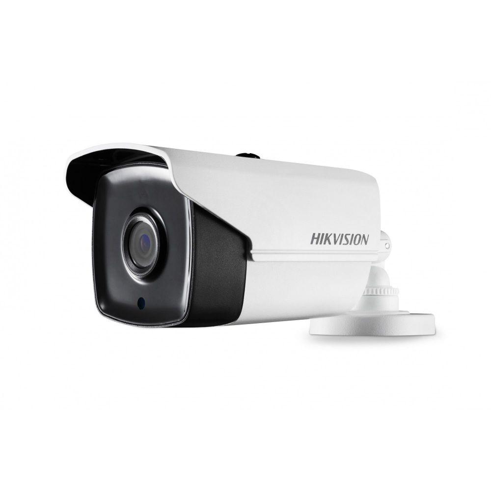 Camera bullet Turbo HD Hikvision DS-2CE16H1T-IT5E 5MP 3.6mm IR EXIR 80m IP67 PoC