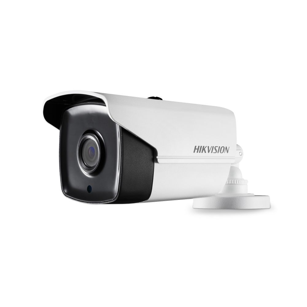 ( Resigilat )Camera bullet Turbo HD 4.0 Hikvision DS-2CE16H5T-IT3E 5MP 2.8mm IR EXIR 40m IP67 DWDR PoC.af