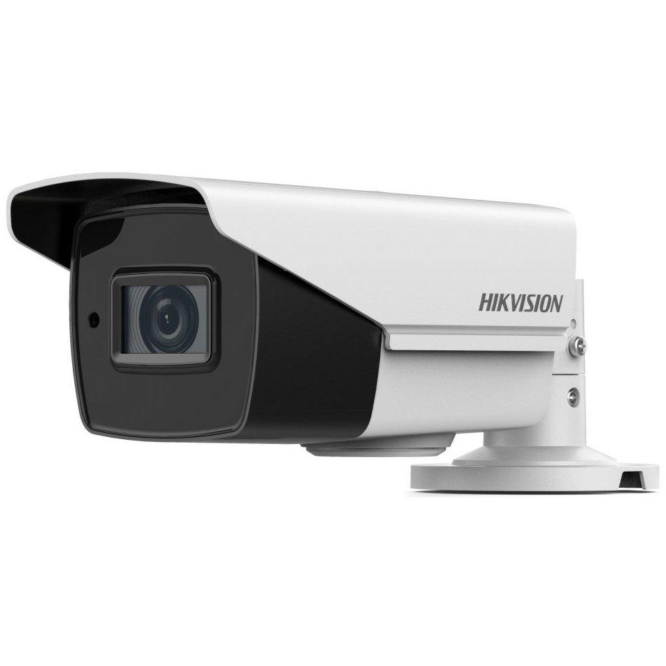 Camera bullet Turbo HD Hikvision DS-2CE16H5T-IT3Z 5MP Starlight lentila varifocala motorizata 2.8-12mm Smart IR 40m IP67