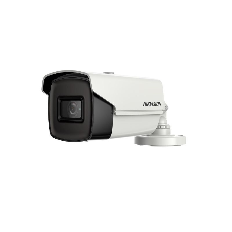 Imagine Camera Bullet Turbo Hd Hikvision Ds-2ce16h8t-it5f 5mp 3.6mm Smart Ir 80m Ip67 Wdr 130db