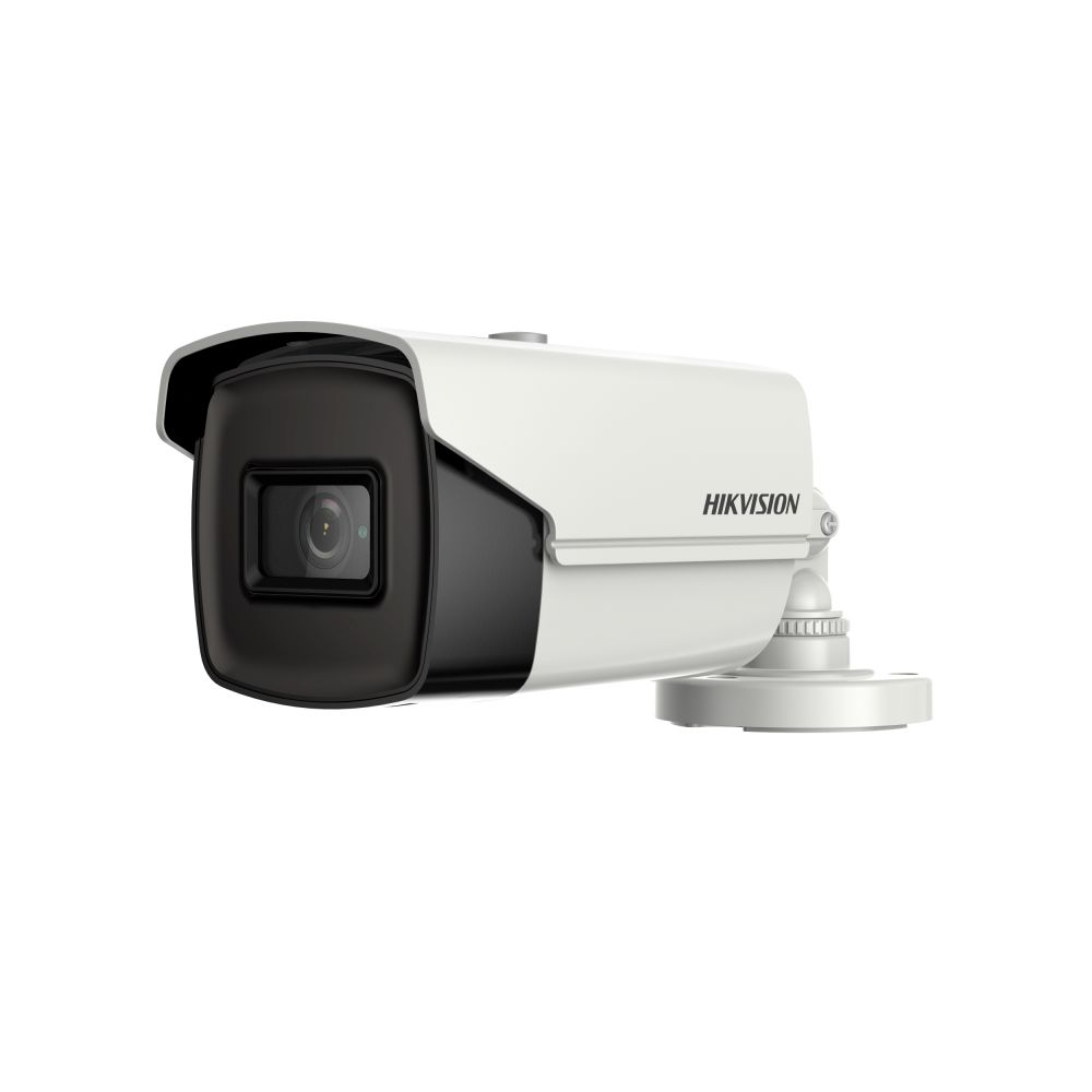 Camera bullet Turbo HD Hikvision DS-2CE19H8T-IT3ZF 5MP varifocala motorizata 2.7-13.5mm IR EXIR 80m IP67 WDR 130dB