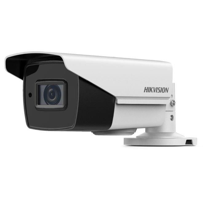 Camera bullet Turbo HD 4.0 Hikvision DS-2CE19U8T-AIT3Z 8MP varifocala motorizata 2.8-12mm IP67 IR EXIR 80m WDR 120dB autofocus