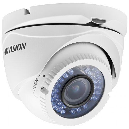 Camera Exterior Tip Dome Hikvision Ds-2ce55c2p-vfir3 720tvl