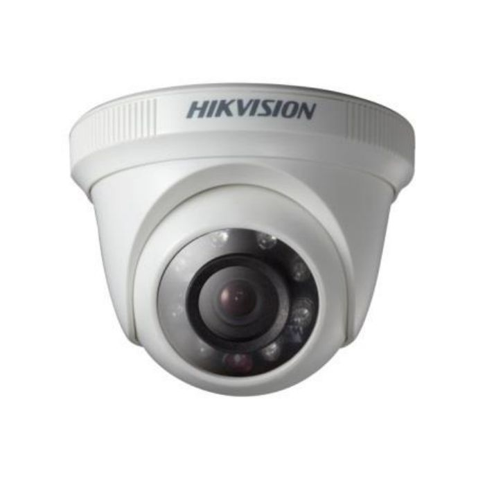Camera Dome Turbo Hd / Analogica Hikvision Ds-2ce56c0t-irpf 1mp. Ir 20m. 2.8mm. Ip66