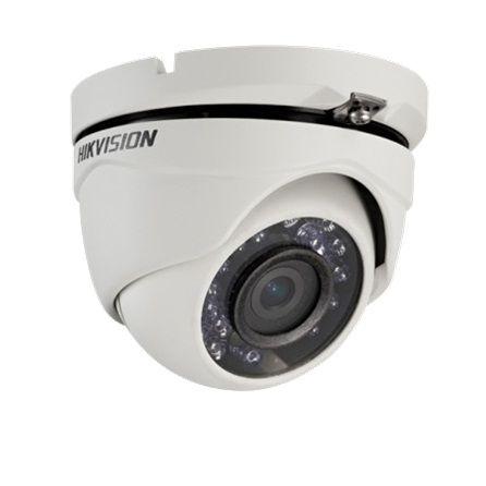 Camera Dome Turbohd Hikvision Ds-2ce56d0t-irm 1080p 20m Ir Lentila 3.6mm