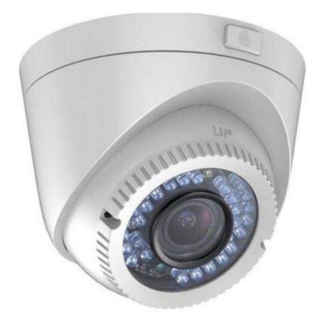 Camera dome de exterior TurboHD IR 40m Hikvision DS-2CE56D1T-IR3Z