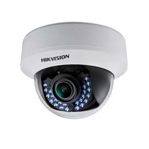 Camera 4 in 1 dome Hikvision DS-2CE56D1T-VFIRF 2MP varifocala 2.8-12mm Smart IR 30m