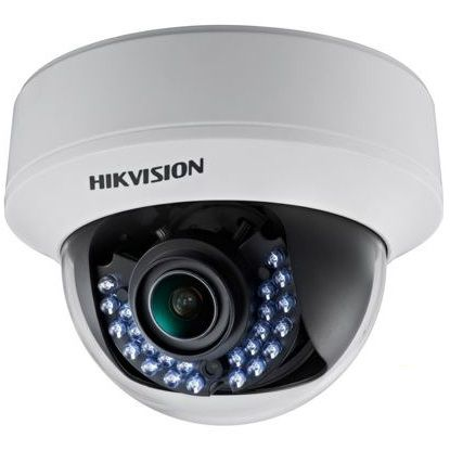 Camera Turbo Hd Dome 1080p Ir 40m Hikvision Ds-2ce56d5t-avpir3z