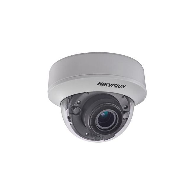 Camera dome Turbo HD Hikvision DS-2CE56D7T-ITZ 2MP varifocala motorizata 2.8-12mm Smart IR 30m IP65 WDR 120dB