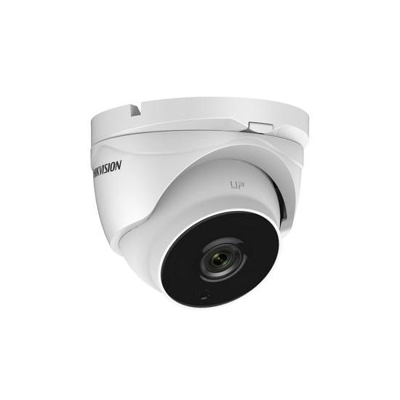 Camera dome Turbo HD Hikvision DS-2CE56D8T-IT3ZE Starlight 2MP lentila varifocala motorizata 2.8-12mm IR EXIR 40m IP67 WDR 120dB PoC