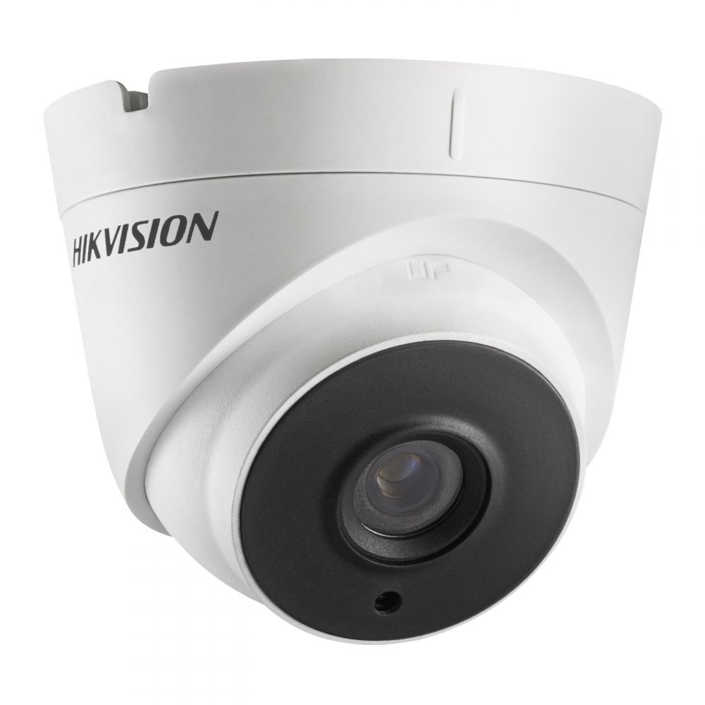 Camera dome Turbo HD Hikvision DS-2CE56H0T-IT3F 5MP 2.8mm IP67 IR EXIR 40m comutabila