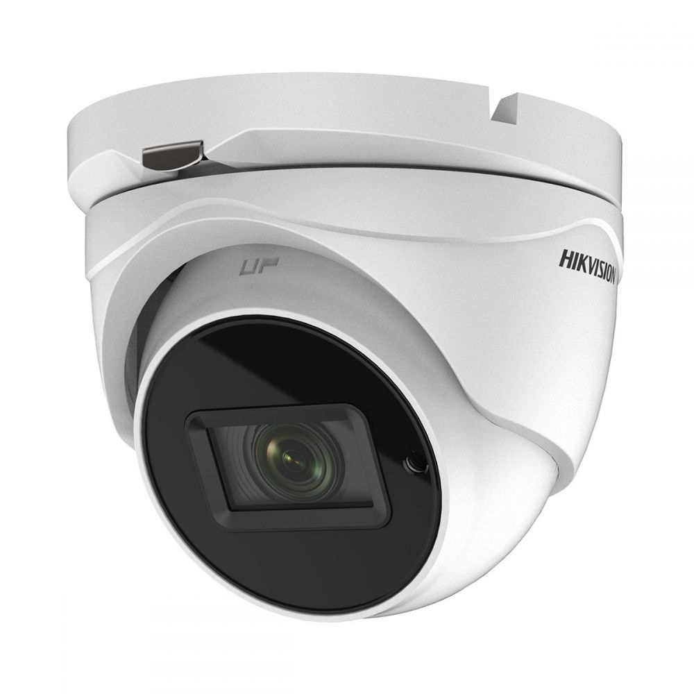 Camera dome 4 in 1 Hikvision DS-2CE56H0T-IT3ZF 5MP lentila motorizata 2.7-13.5mm IR EXIR 40m IP67