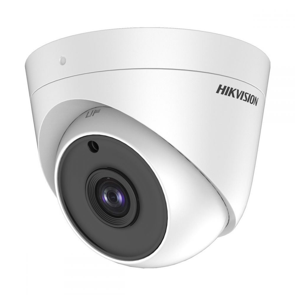 Camera dome Turbo HD Hikvision DS-2CE56H0T-ITPF 5MP 2.8mm IR EXIR 20m 4 in 1