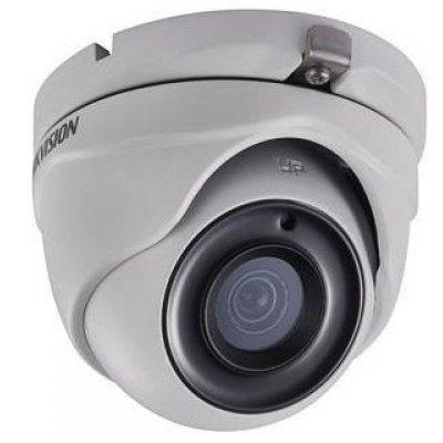 Camera Dome Antivandal Turbo Hd Hikvision Ds-2ce56